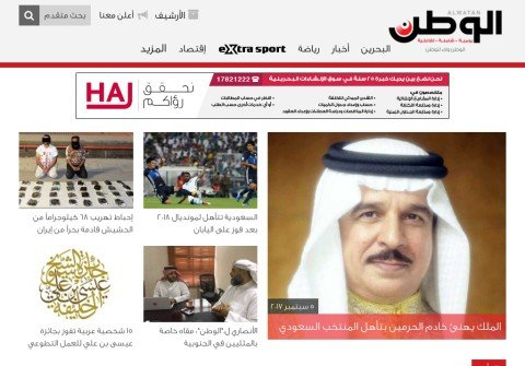 alwatannews.net thumbnail