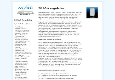30kvaregulator.net thumbnail