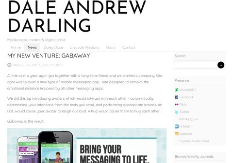 daleandrewdarling.com thumbnail