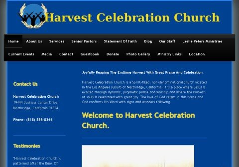 harvestcelebrationchurch.com thumbnail