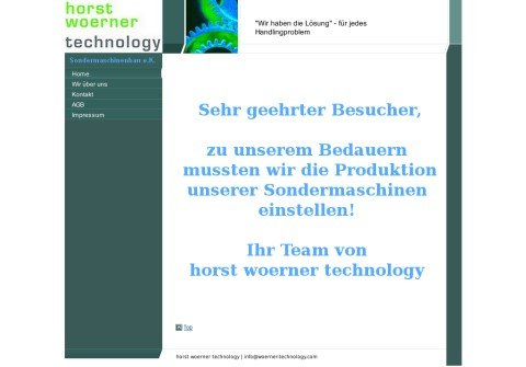 woerner-technology.com thumbnail