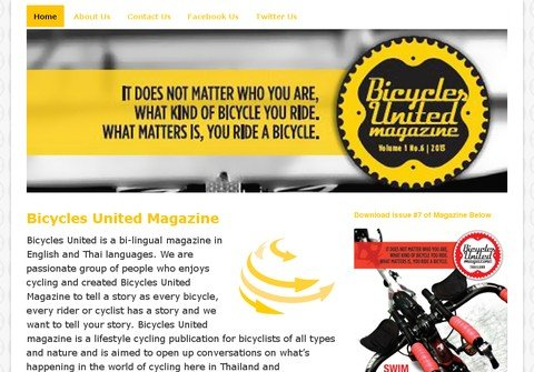 bicyclesunited.com thumbnail