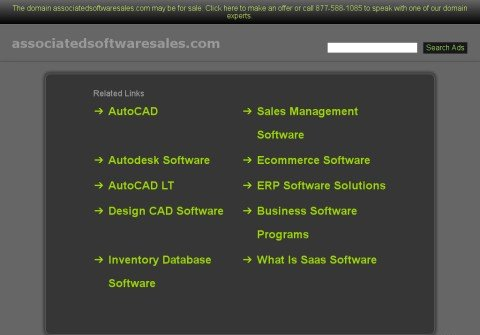 associatedsoftwaresales.com thumbnail