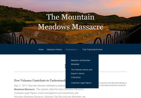 mountainmeadowsmassacre.com thumbnail