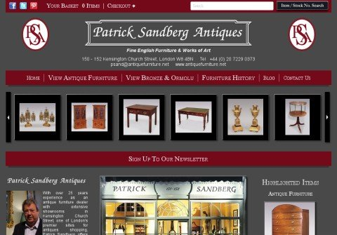 english-antiques.net thumbnail