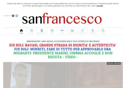 saintfrancisassisi.com thumbnail