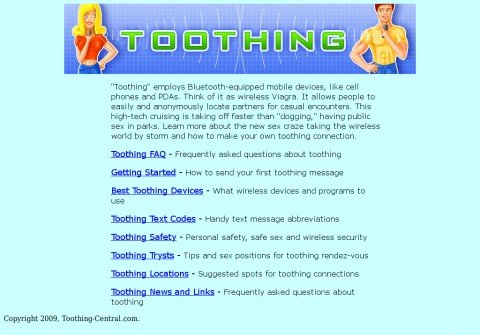 toothing-central.com thumbnail