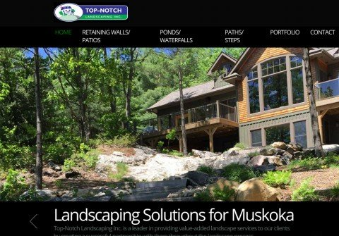 topnotchlandscaping.com thumbnail