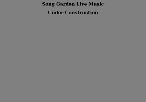 songgardenlivemusic.com thumbnail