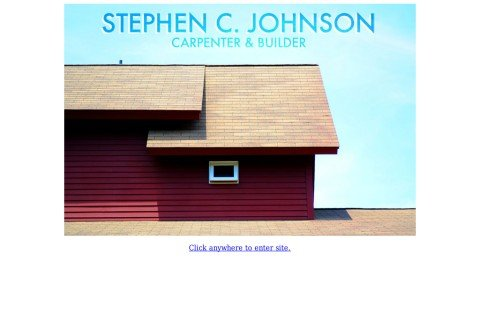 stephencjohnson-carpentry.com thumbnail