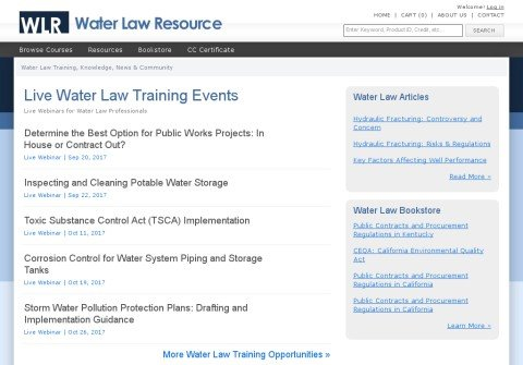 waterlawresource.com thumbnail