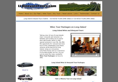 winetourpackages.com thumbnail