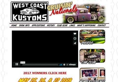 westcoastkustoms.com thumbnail
