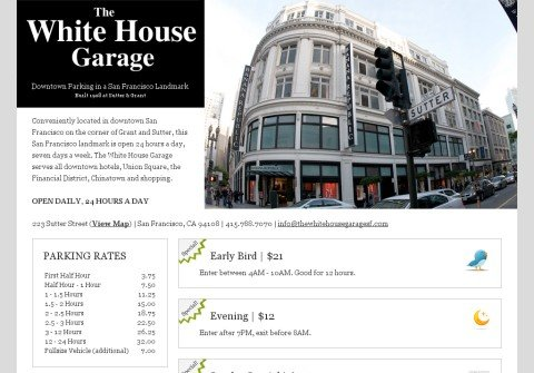 thewhitehousegaragesf.com thumbnail
