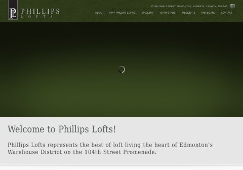 phillipslofts.com thumbnail