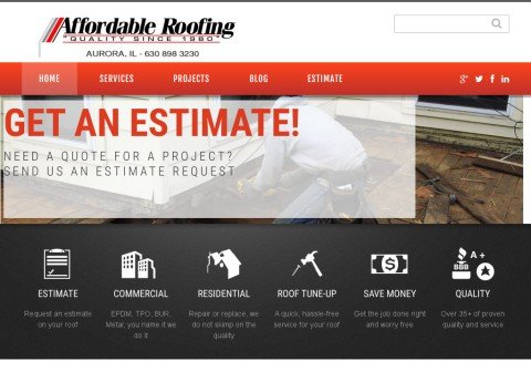 affordable-roofing.com thumbnail