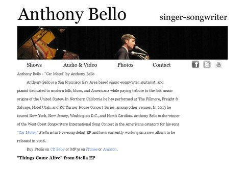 anthonybello.com thumbnail