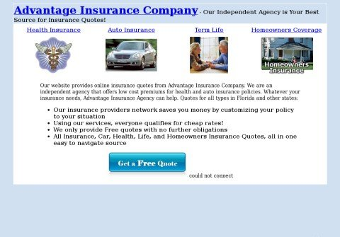 advantage-insurance.com thumbnail