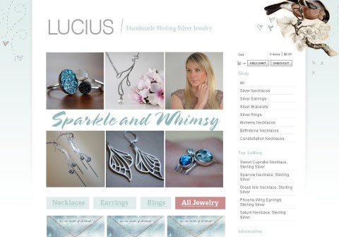 luciusjewelry.com thumbnail