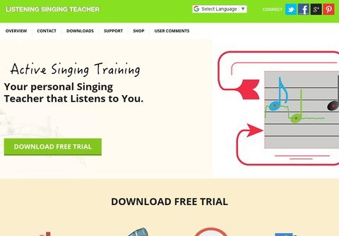 listening-singing-teacher.com thumbnail
