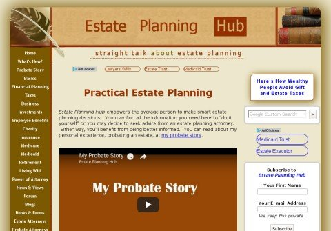 estate-planning-hub.com thumbnail