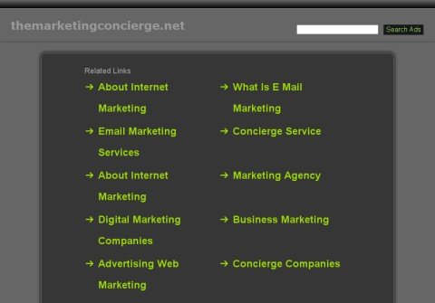 themarketingconcierge.net thumbnail