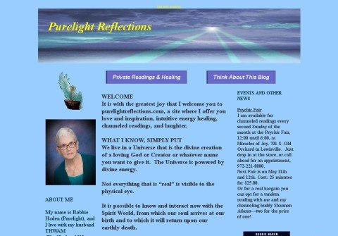 purelightreflections.com thumbnail