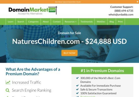 whois natureschildren.com
