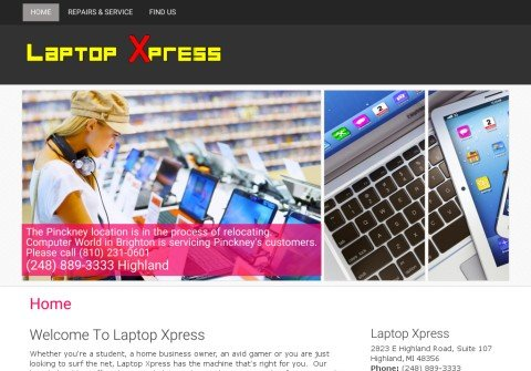 laptopxpress.net thumbnail