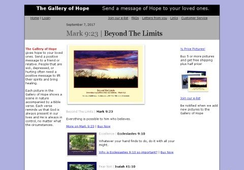 galleryofhope.net thumbnail